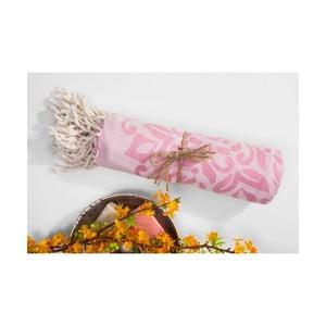 Hammam osuška Fauna, ružová