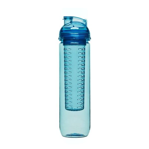Fľaša Sagaform Fresh, modrá, 800 ml