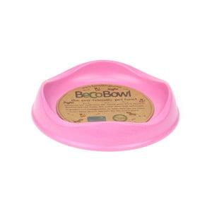 Miska pre mačky Beco Bowl Cat, ružová