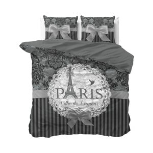 Bavlnené obliečky na dvojlôžko Sleeptime Paris, 240×220 cm