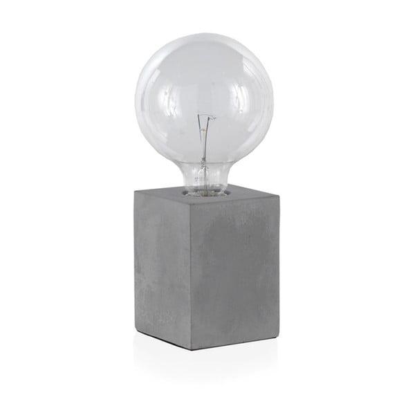 Stolová lampa s betónovým podstavcom Geese, výška 13 cm