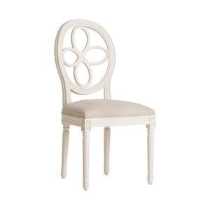 Jedálenská stolička z brestového dreva VICAL HOME Stuhr