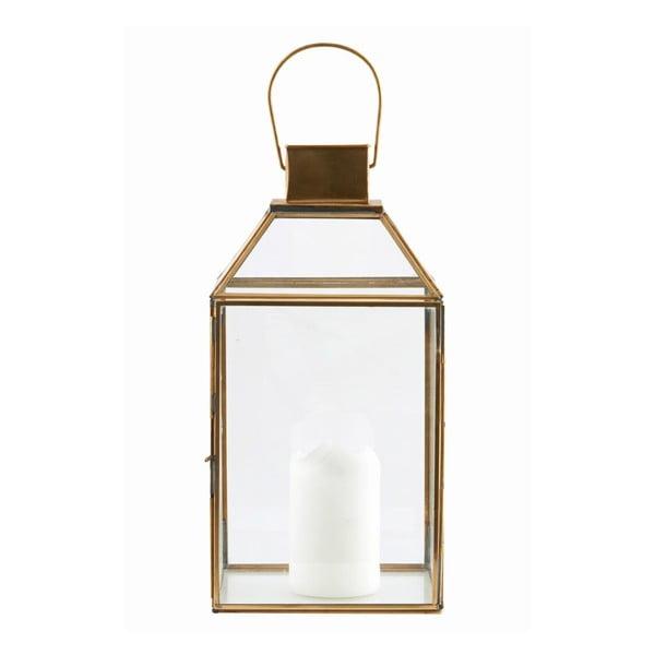 Lampáš Base Brass, 36x18 cm