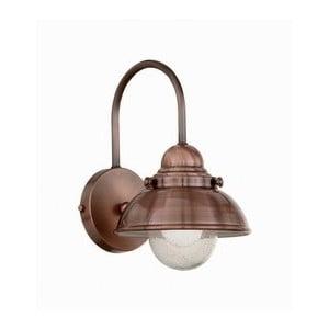 Nástenné svietidlo Evergreen Lights Sailor Copper