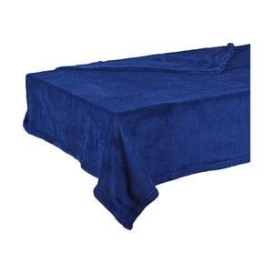 Modrá deka Ewax Ria, 130x180 cm