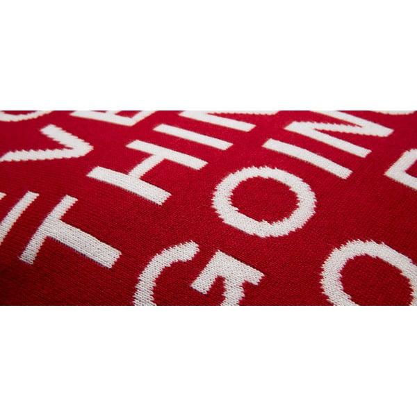 Vankúš Narak Red, 45x45 cm