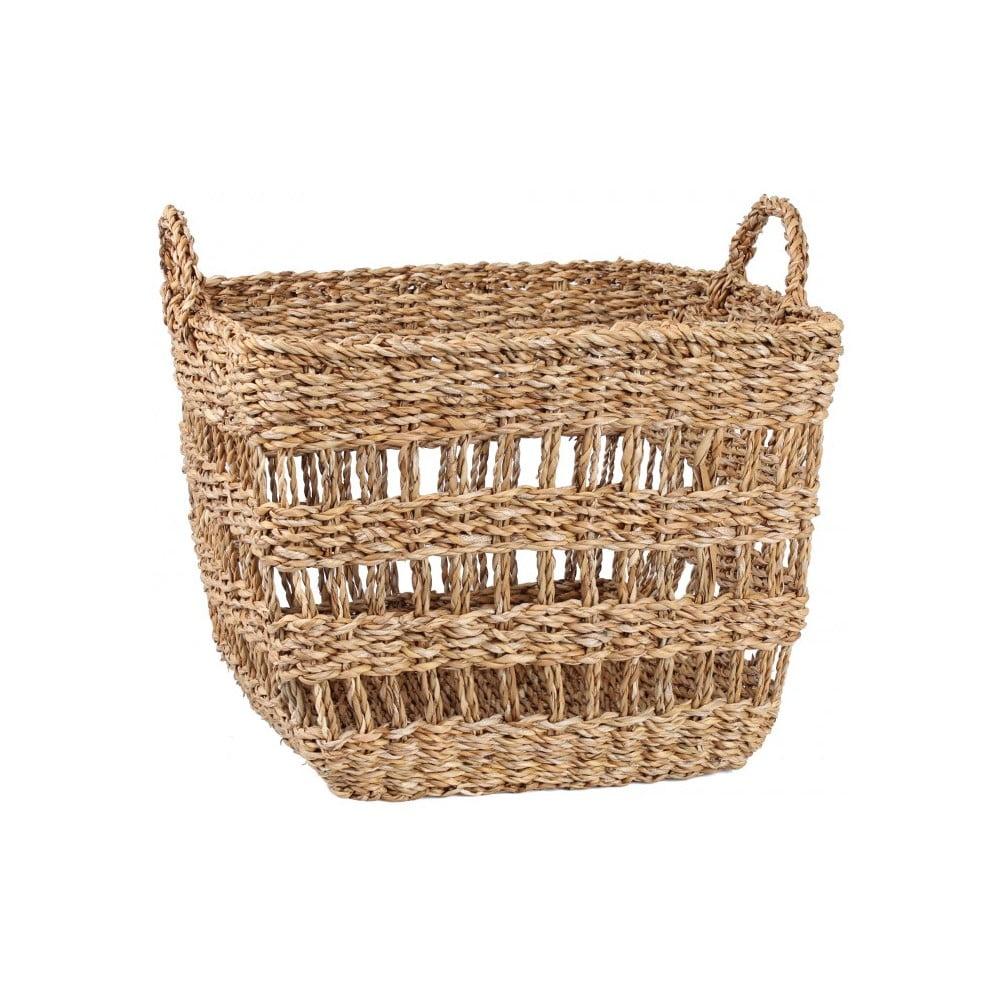 543cb19dc Úložný košík z morskej trávy Slowdeco Sea, veľ. L   Bonami