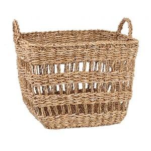 Úložný košík z morskej trávy Slowdeco Sea, veľ. L