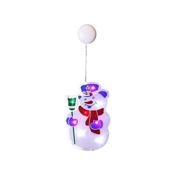 Svietiaca dekorácia Snowman Cap