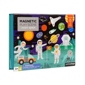Magnetická skladačka Petit collage Space