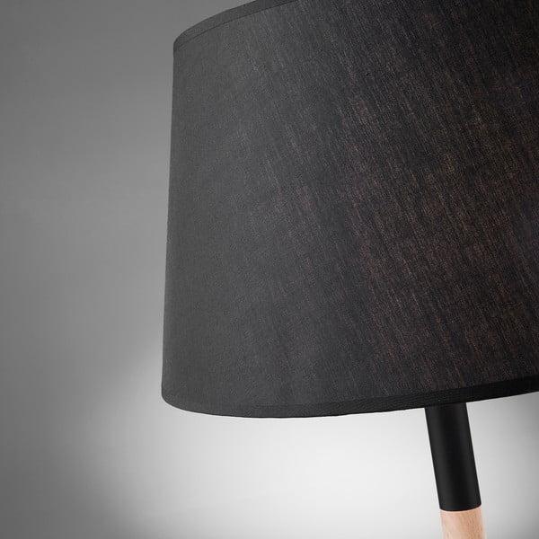 Stojacia lampa s poličkou La Forma Moskov