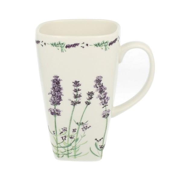 Porcelánový hrnček Lavender 0,7 l