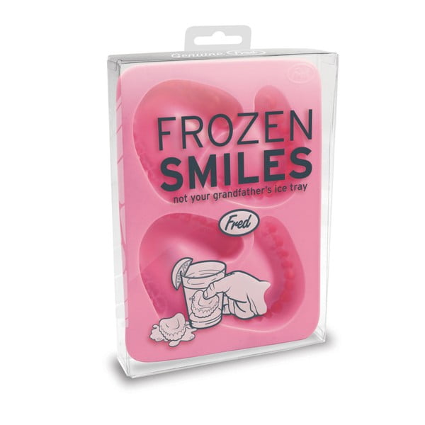 Forma na ľad Fred & Friends Frozen Smiles