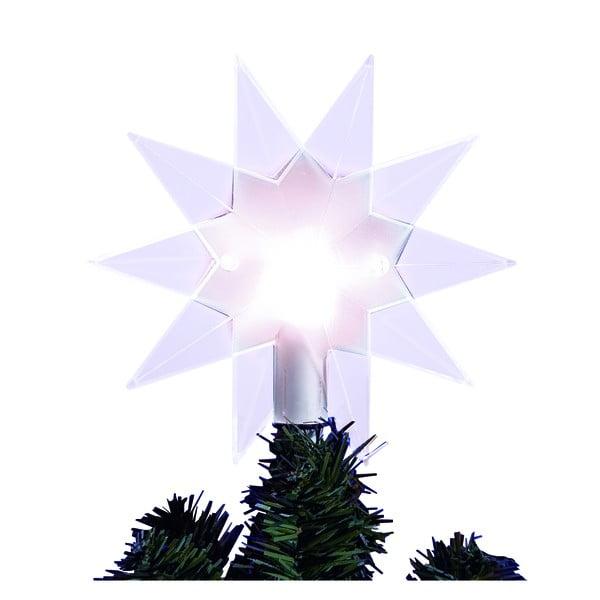 Svietiaca dekorácia Top Star Clear