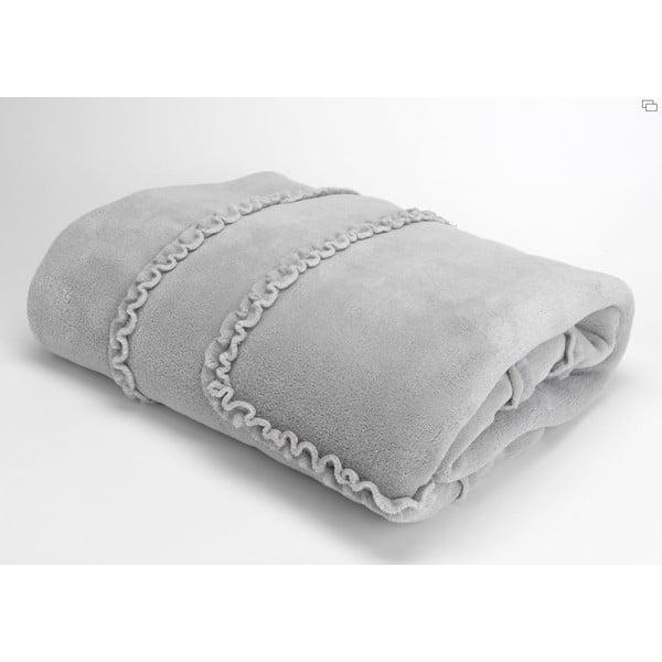 Deka Grey Froufrou, 170x130 cm