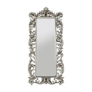 Zrkadlo v striebornej farbe Kare Design Sun King, výška 190cm