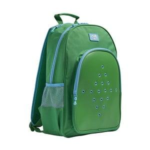 Zelený školský batoh TINC Buds