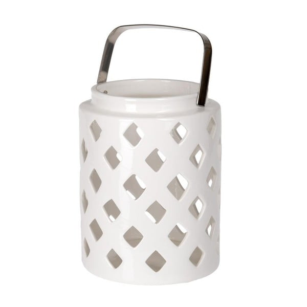 Porcelánový lampáš White Lantern