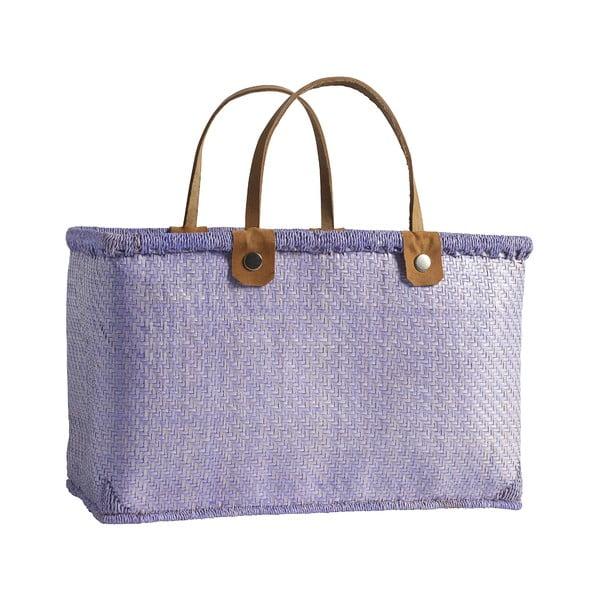 Nákupná taška Shopping, fialová