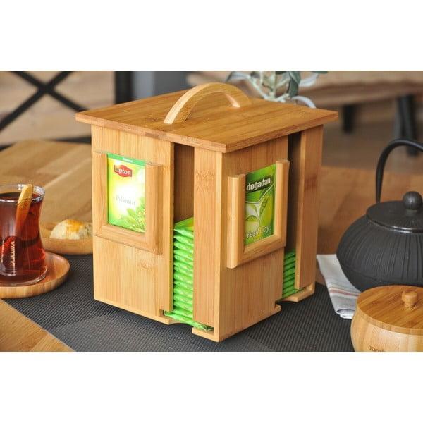Box na čaje Tiste