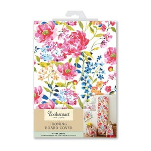 Poťah na žehliacu dosku Cooksmart England Floral Romance, XL