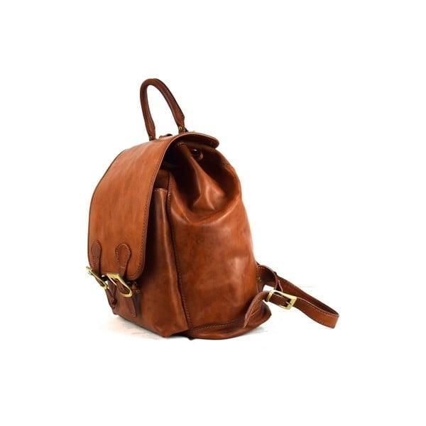 Kožený batoh Santo Croce 880bis Brown