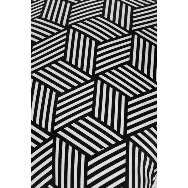 Vankúš s výplňou Geomet V7, 45x45 cm