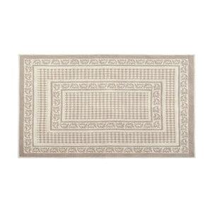 Bavlnený koberec Regi 80x150 cm, krémový