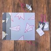 Sada na balenie darčekov Mixed Origami