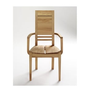 Stolička s opierkami SIT z buku