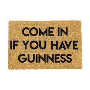 Rohožka Artsy Doormats If You Have Guinness, 40 × 60 cm