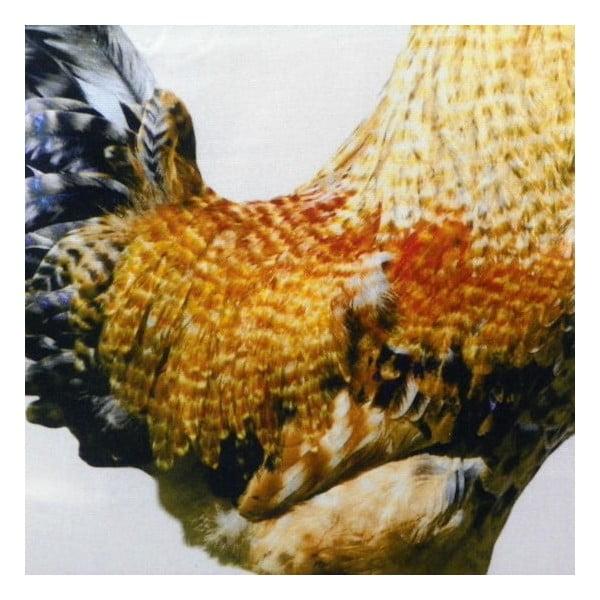Vankúš Rooster 50x50 cm