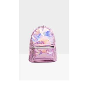 Ružový dámsky batoh Mori Italian Factory Neon