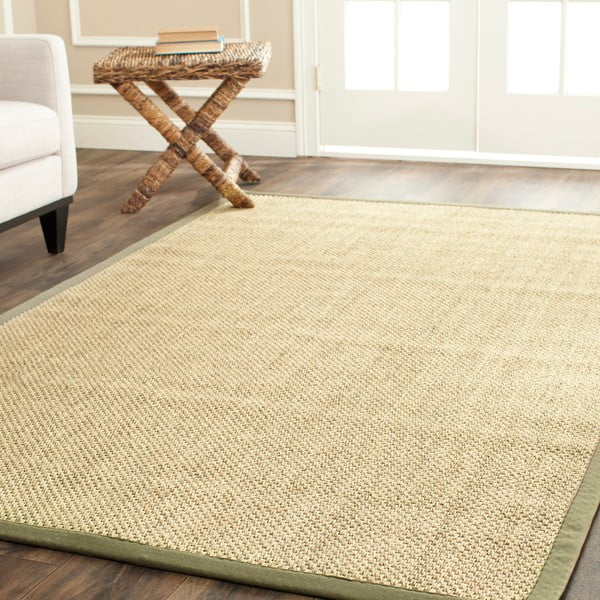 Sisalový koberec Alessio, 91x152 cm