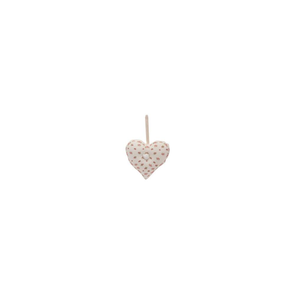 Závesné dekoratívne srdce Antic Line