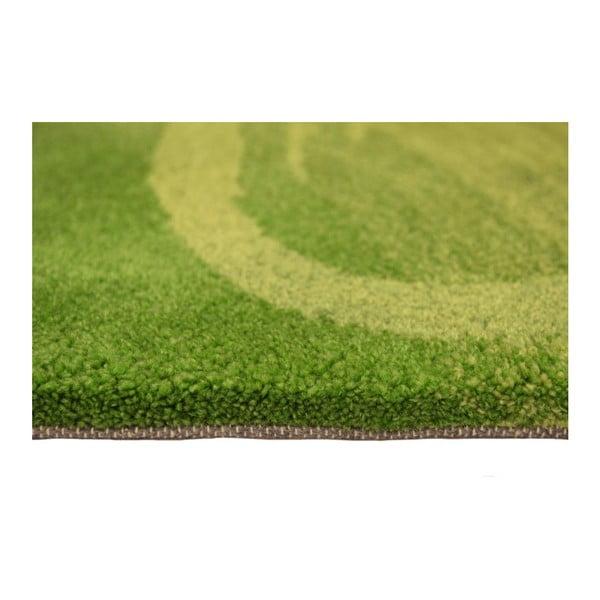 Koberec San Marino Green, 90x160 cm