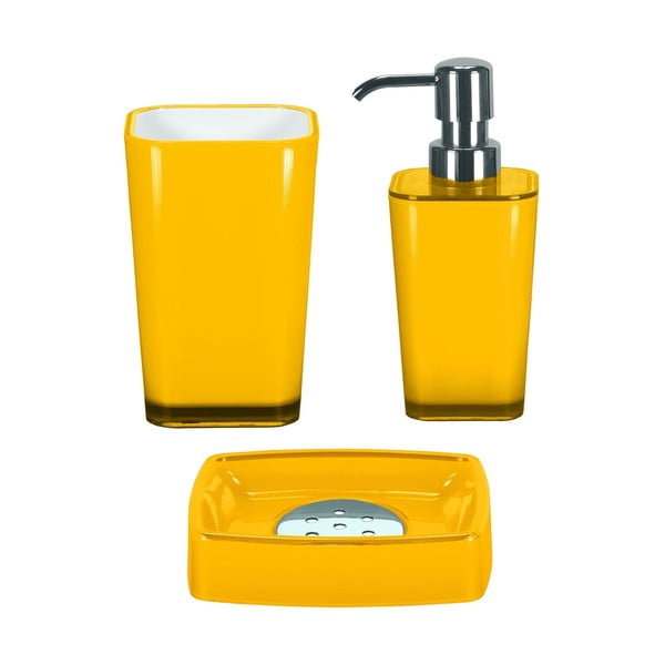 Kúpeľňový set Easy Yellow