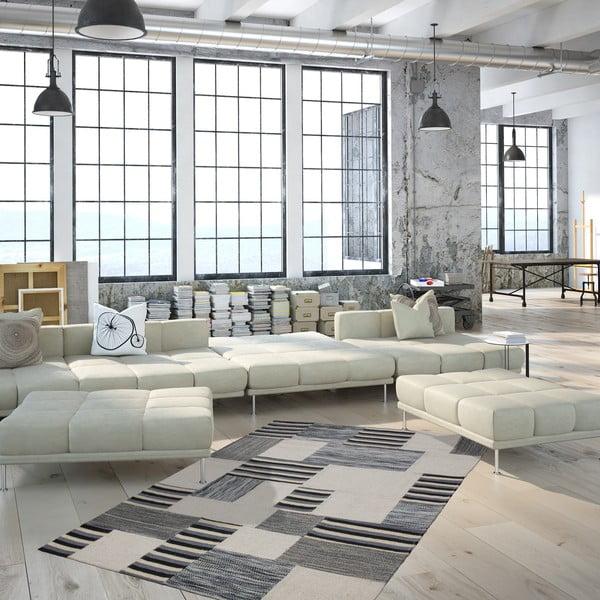 Vlnený koberec Omnia no. 2, 160x230cm