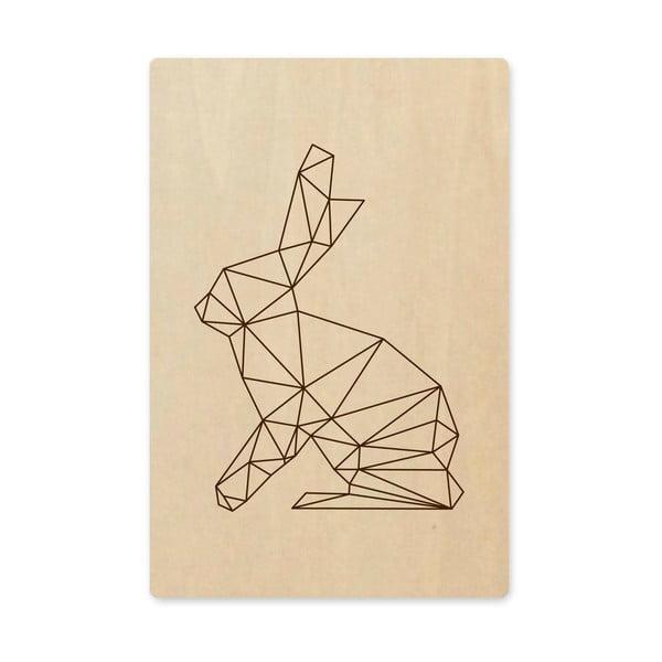 Obraz Novoform Artboard Rabbit, A6