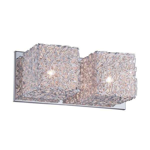 Nástenné/stropné svetlo Crido Cube, 12x29 cm