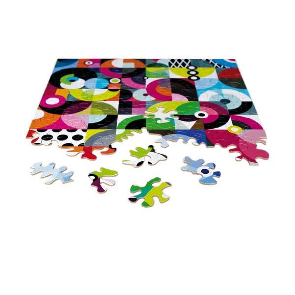 Drevené puzzle Woodi