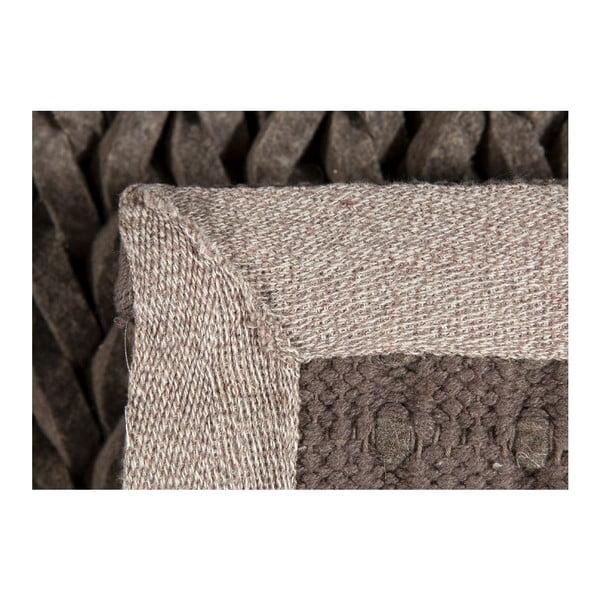 Vlnený koberec Christin, 140x200 cm