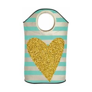 Úložný kôš  Butter Kings Gold Heart