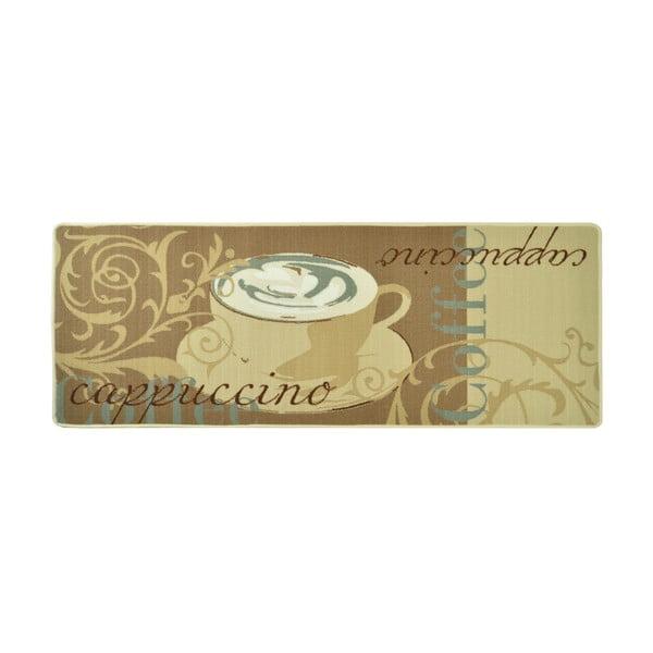 Kuchynský behúň Zala Living Cappuccino, 67×180cm
