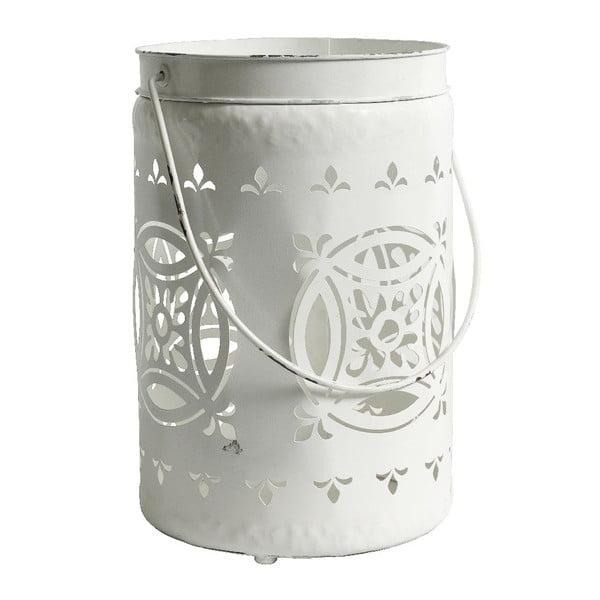 Lampáš Bucket White