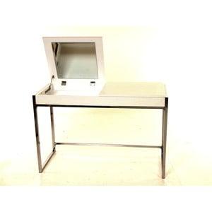 Biely detský písací stôl SOB Schmink
