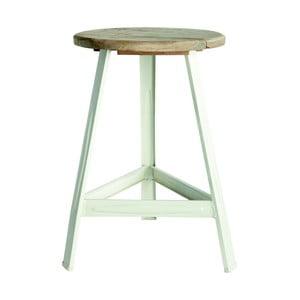 Stolička Have a seat, biela
