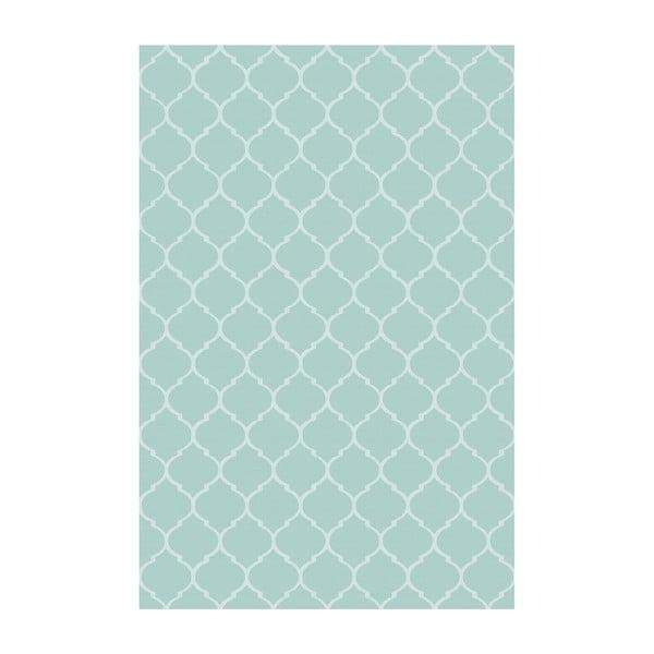 Vinylový koberec Reticular Celeste, 200x300 cm