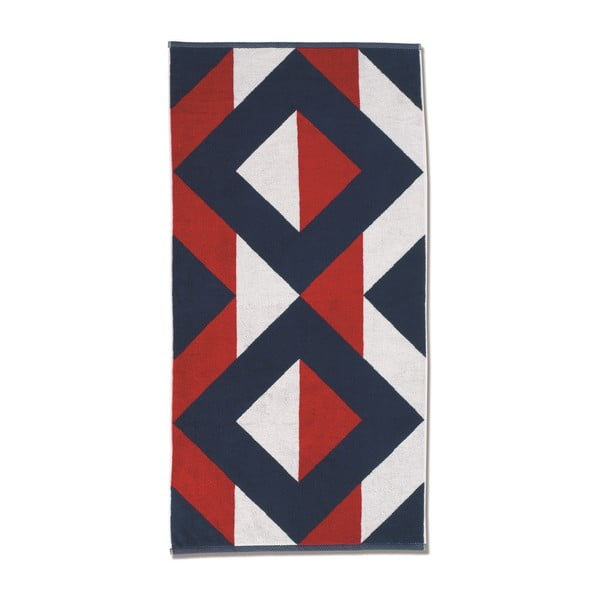 Osuška Ladessa 70x140 cm, geometria