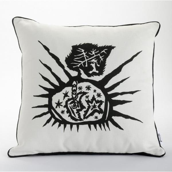 Vankúš ComingB Sun & Moon, 45x45 cm